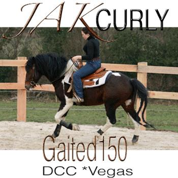 Curly GAITED ! produits 2012/13 disponibles