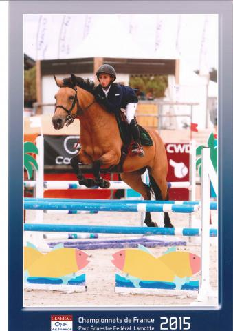 AV Sixteen Lacour As poney 2D et plus