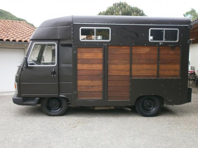 camion van peugeot j9 diesel 255226 camion chevaux. Black Bedroom Furniture Sets. Home Design Ideas