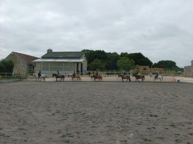 vacances equestre en Normandie