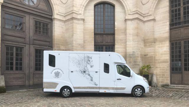 Camion Theault 170ch - stalles individuelles rallongées