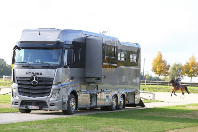 MERCEDES ACTROS 26 T : 510 CH