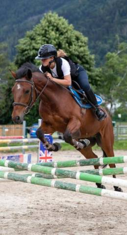 Top Poney D pour P Elite/AS2