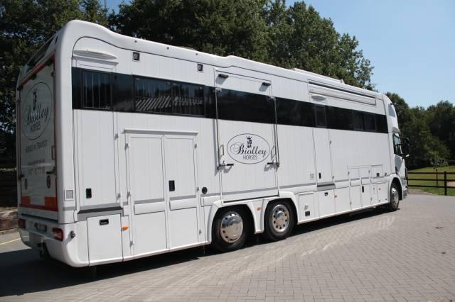 Camion Scania P410 Stephex a vendre 40000 kms