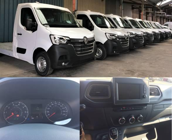 Renault Master - Transport chevaux