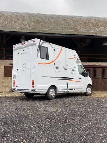 Renault Master L2 - Transport chevaux