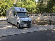 location camion chevaux FONTAINEBLEAU