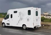 My Little Truck - Camion Theault, stalles individuelles