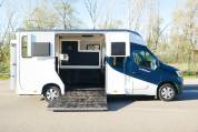 Camion chevaux HARAS - Renault 165 CV - 5 places