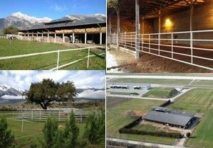 Pension pour chevaux - boxes à louer