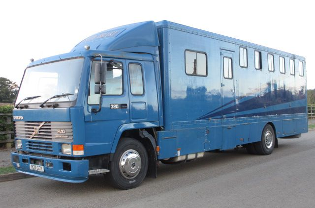 Horsebox NON-HGV Volvo FL10 1998 Used