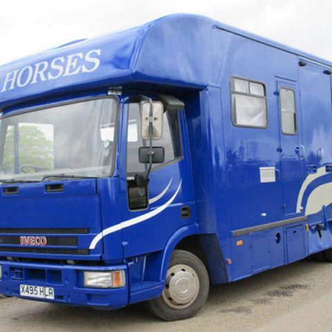 Horsebox NON-HGV Iveco 75E15 2000 Used