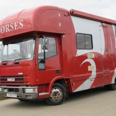 Horsebox NON-HGV Iveco 75E15 1998 Used
