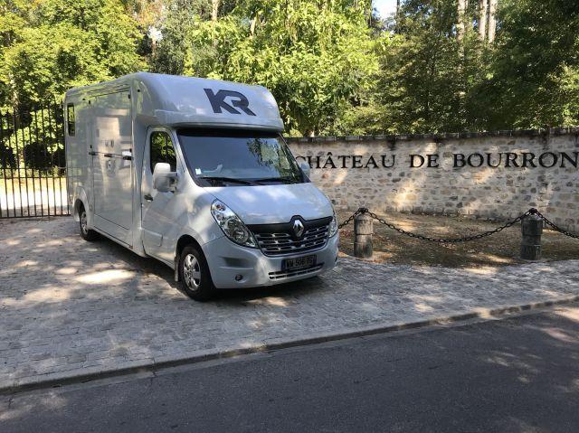 Location camion chevaux bretagne