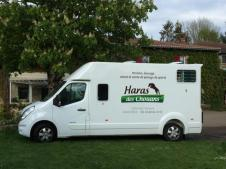 Transport cheval location camion chevaux limoges 87 72