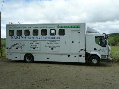 sakina services distribution