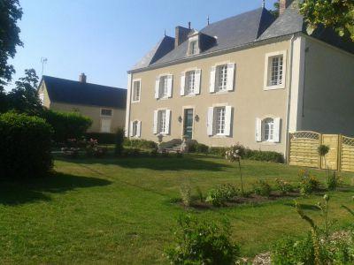 Vakantiehuisje Sarthe