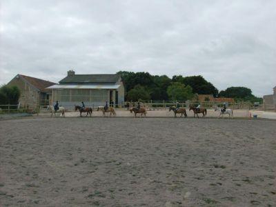 Stage equestre en Normandie