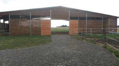 pension cadre nature + installations 30min de Toulouse