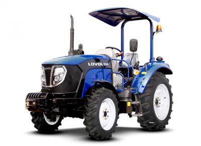 Tracteur LOVOL 50cv - Arceau et toit