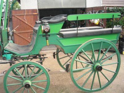 Rijtuigen - Cabriolet
