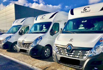Camión Caballos hasta 7.5MMA  Theault Proteo 2018 Nuevo