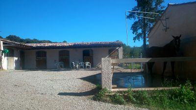 PENSION ABRI-PADDOCK MONTPELLIER NORD-OUEST