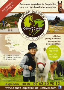 Centre Equestre de Keravel - Edern (29) près de Quimper