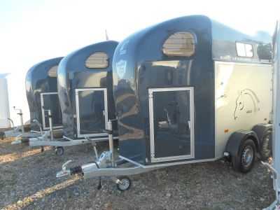 Disponible van 2 places aluminium avec sellerie