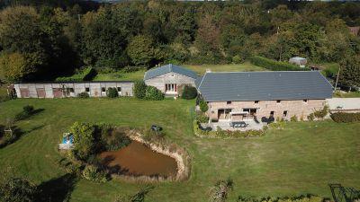 Belle propriété équestre avec gîtes et chambres d'hôtes