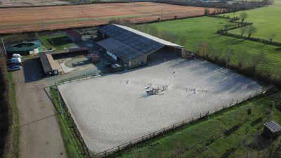 Centre équestre proche de Niort