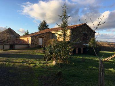 Belle fermette en occitanie