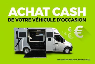 Achat cash camion chevaux