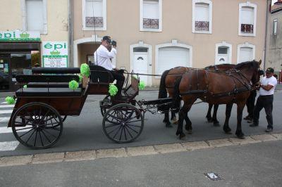 Rijtuigen - Wagonnette - Ander merk - wagonnette 6 places