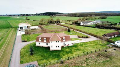 Belle habitation équestre secteur - Le Neubourg
