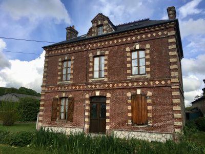 SECTEUR RECHERCHÉ - NORD PAYS D'AUGE - FERME SUR 45HA