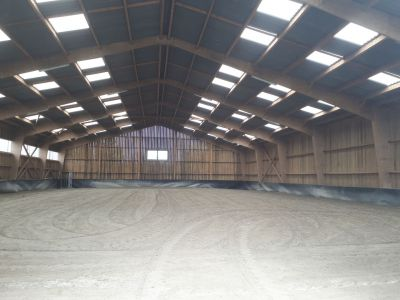 installation chevaux de sport - secteur centre manche