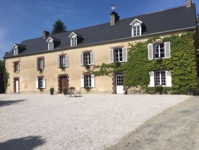 Normandie – Centre Manche – Propriété équestre
