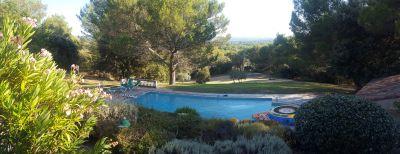 84-SUD LUBERON - grande villa 240 m² - Piscine - 1.3hec