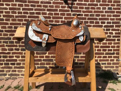 Selle western billy cook