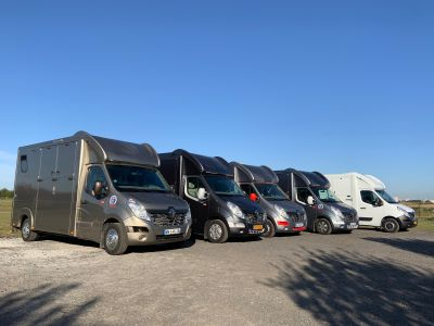 Horsebox HGV Renault Master 170 ch 2018 Used