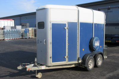 Horse trailer Ifor Williams 505 1,5 Stalls 2004 Used