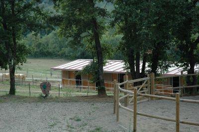 Hermosa finca con instalaciones ecuestres en Girona