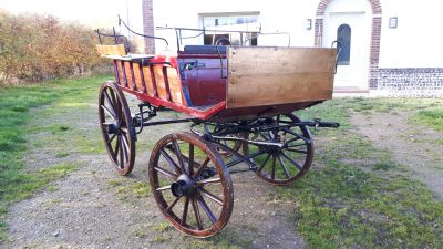 Carriage - Wagonnette - Other brand - Break wagonnette