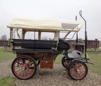 Carriage - Wagonnette - Other brand - Wagonnette 10 places