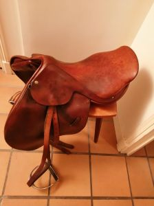 """General purpose saddle Other  18 {#inches#}"""" 2005 Used"""