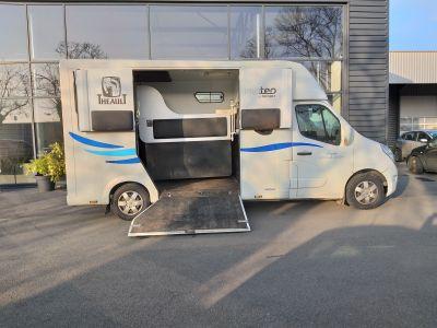 Kleine paardenvrachtwagen (B rijbewijs) Theault MASTER 2011 Tweedehands