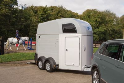 Ifor williams – hbe 506 – 2 places – neuf