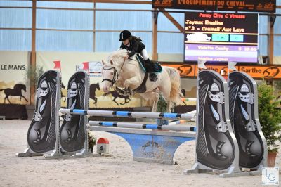 Cremell'aux Lays - French Saddle Pony 2012