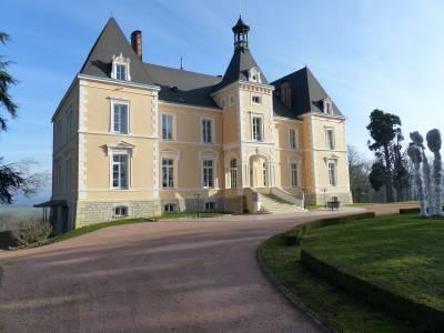 Château à vocation équestre sur 17 ha